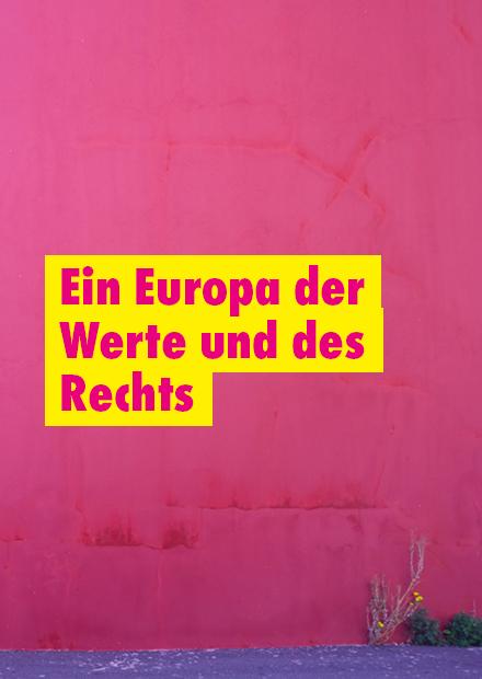 FDP - Europawahl 2019 - Programm